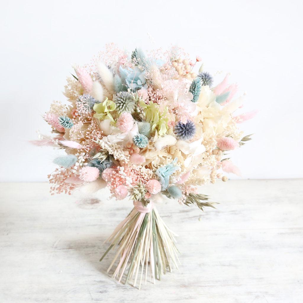 bouquet-de-mariée-fleurs-séchées-origine-atelier-floral-mariage-pastel3