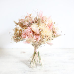 bouquet-de-mariée-fleurs-séchées-origine-atelier-floral-mariage-rose-poudré2