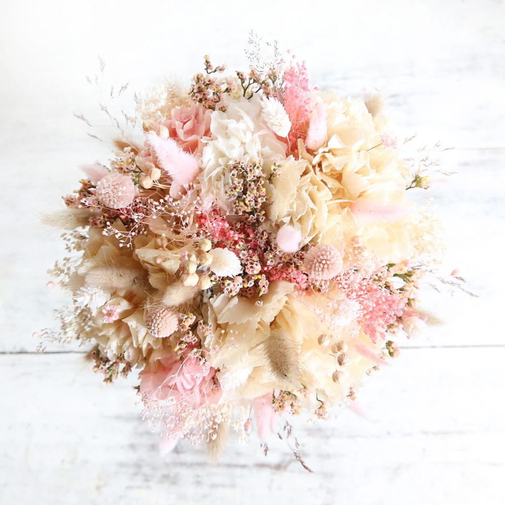 bouquet-de-mariée-fleurs-séchées-origine-atelier-floral-mariage-rose-poudré4