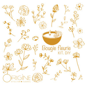 Kit-diy-bougie-fleurie-fleurs-sechees-cire-de-soja-origine-atelier-floral-logo