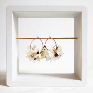 fleurs-séchées-bouquet-boucles-d'oreilles-origine-atelier-floral-mariage-prisca