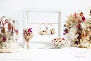 fleurs-séchées-bouquet-boucles-d'oreilles-origine-atelier-floral-mariage-prisca8