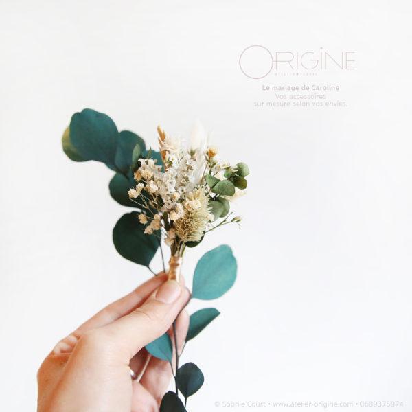 fleurs-séchées-mariage-origine-atelier-floral-peigne-boutonnière-eucalyptus8