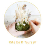 origine atelier floral boutons KITS do it yourself