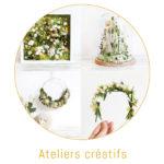 origine atelier floral boutons ateliers créatifs