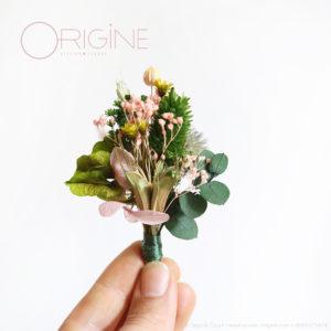fleurs-séchées-mariage-vert-et-rose-origine-atelier-floral-bouquet-de-mariée